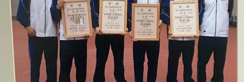 自己紹介5-3 大学編 ~卓球王国中国へ~