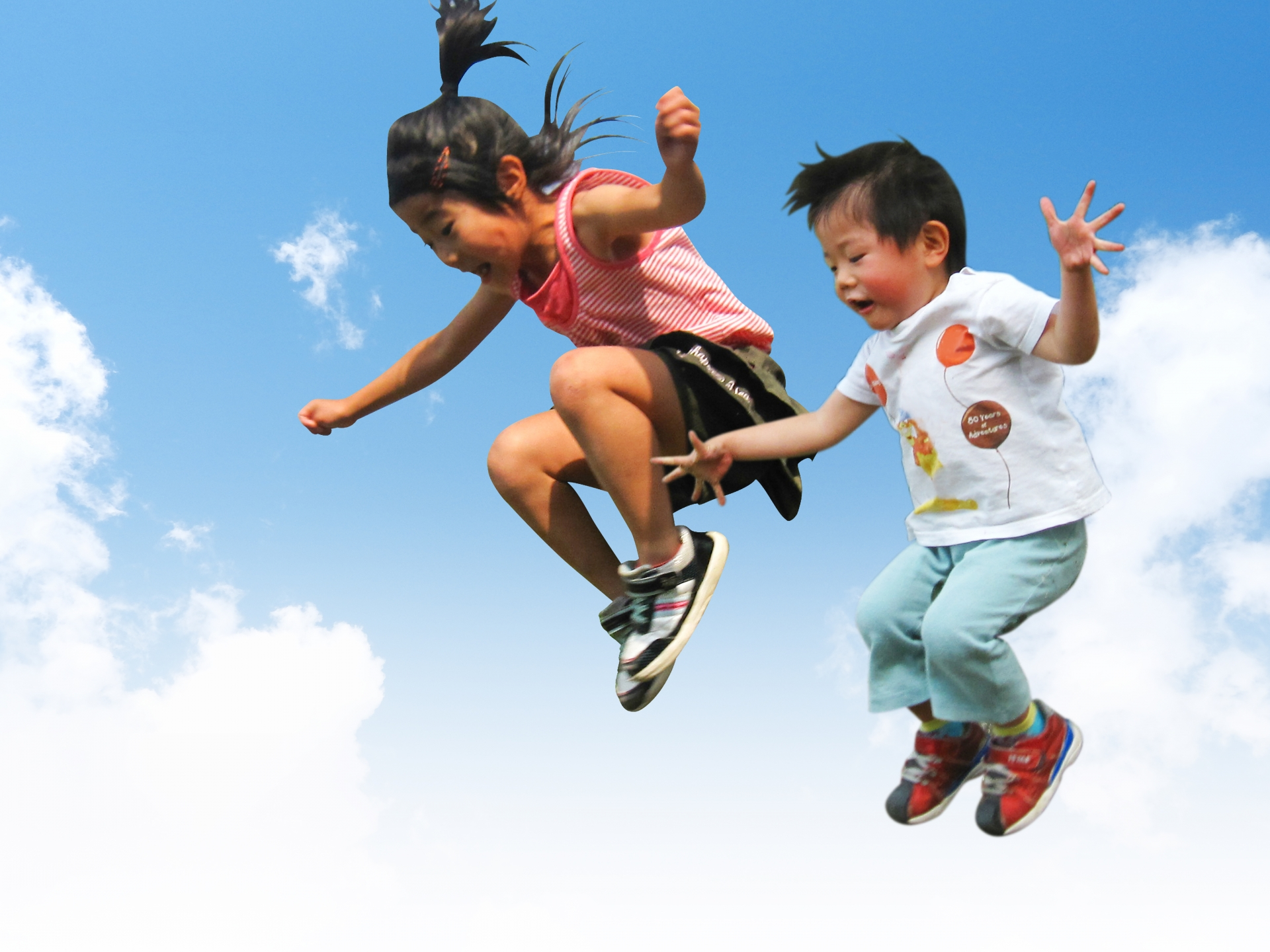 小さい頃にこそ大きい動きの練習が必要!!