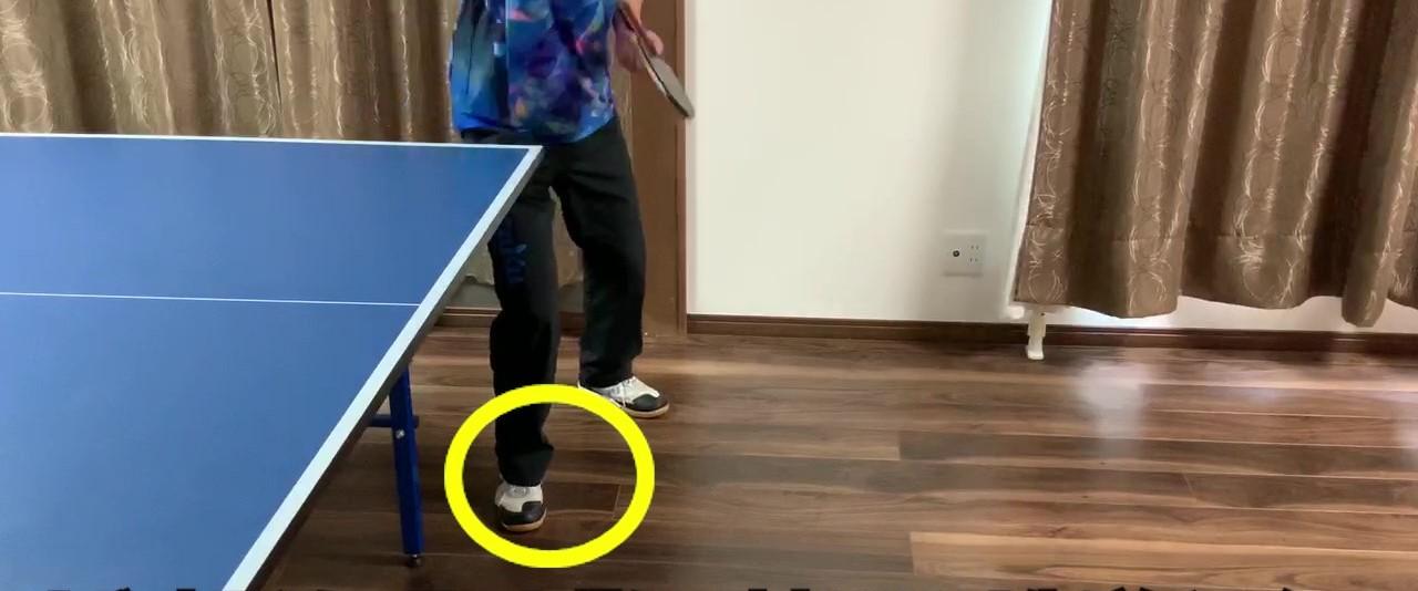 【卓球サーブ/動画あり】サーブを出した後の準備体勢